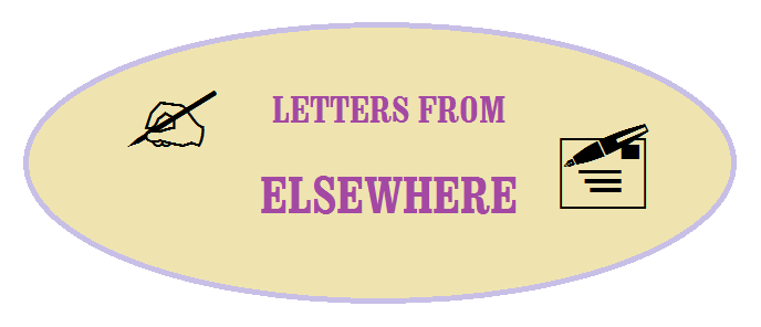 Letters from Elsewhere: Hunter