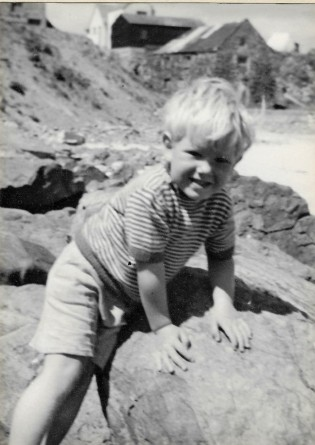 John - Cornwall - 1955
